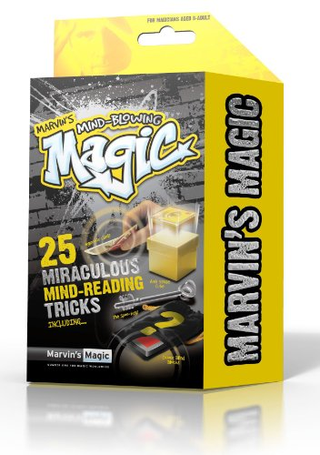 Marvin's Magic 25 Mind Blowing Miraculous Mind Reading Tricks - 1