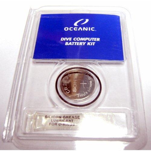 New oceanic battery kit for the atom atom 2 0 atom 3 0 atom 3 1 geo geo 2 0 scuba diving - Oceanic geo 2 0 dive computer ...