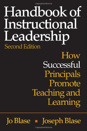 Handbook of Instructional Leadership: How Successful...