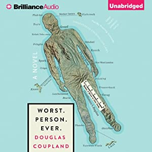 Worst. Person. Ever. Audiobook