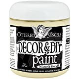 Tattered Angels Decor and DIY Paint Cup, 8 oz, Chamois