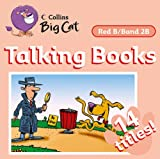 Various Authors Collins Big Cat Talking Books - Talking Books: Red B/Band 02b