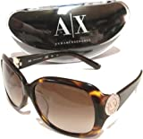 AX アルマーニエクスチェンジ ARMANI EXCHANGE サングラス ダークハバナ ブラウンシェード 250FS/STR H9J/QX アジアンフィット