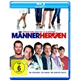 """M�nnerherzen [Blu-ray]von """"Florian David Fitz"""""""