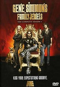 Gene Simmons Family Jewels: Complete Season 1 [DVD] [2006] [Region 1] [US Import] [NTSC]