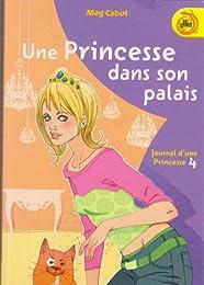 Une  princesse dans son palais