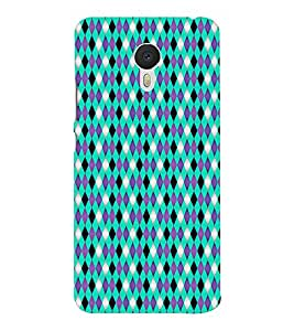 EPICCASE glittery diamond Mobile Back Case Cover For Meizu M3 Note (Designer Case)