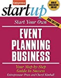 img - for Start Your Own Event Planning Business (StartUp Series) book / textbook / text book