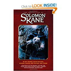 The Chronicles Of Solomon Kane by Roy Thomas,&#32;Ralph Macchio,&#32;Howard Chaykin and Steve Carr