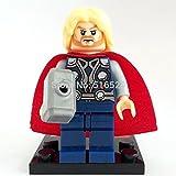 Marvel Super Heroes Avengers Minifigures 18pcs/lot Iron Man Batman Building Block Sets Model Bricks Toys Lego Compatible