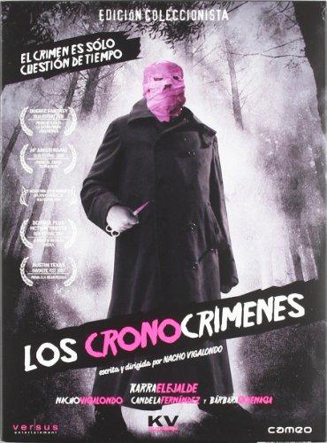 Los Cronocrímenes (digipack) [DVD]