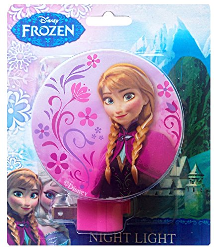 Childrens Night Light Disneys Frozen