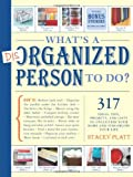 Whats a Disorganized Person to Do?