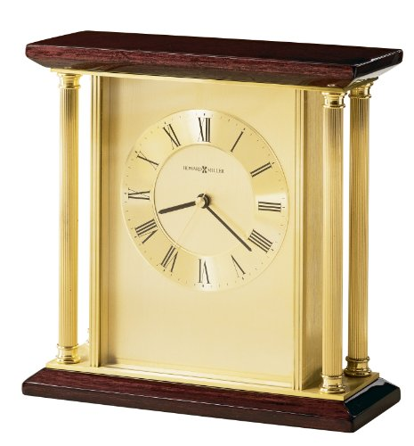 Howard Miller 645-391 Carlton Table Clock