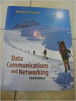 Data Communications and Networking Behrouz A. Forouzan Books
