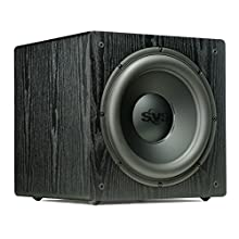 SVS SB12 NSD Charcoal Black Vinyl 12-inch 400 Watt Powered Subwoofer