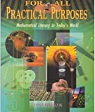 For All Practical Purposes: Mathematical Literacy in Tody's World (0716738171) by Comap