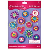 American Girl Crafts Funky Felt Pins Kit