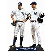 Photo File MLB ヤンキース ジーター&A-ROD Standz -
