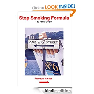 Stop Smoking Formula Paddy Bergin