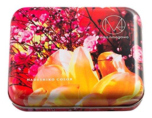 ナデシコカラー(NADESHIKO COLOR) ナデシコカラー ワンデー BENI(ベニ) アート缶タイプ -9.50 12枚入り ND33287