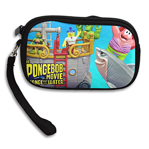 The Spongebob Sponge Out Of Water Patrick Wristlet Pouch Coin Wallet (Spongebob House Shoes compare prices)