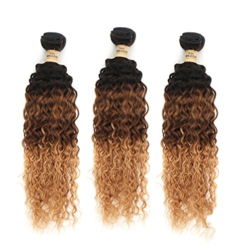 Cool2day100-Virgin-Remy-Brazilian-Human-Hair-Extensions-Ombre-Color-Three-tone-Deep-Curly-Wave-Weave-Extensions-50g-Per-Bundle-1b3327