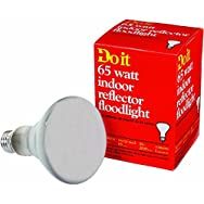 GE Private Label 17703 Do it BR30 Floodlight Light Bulb-65W BR30 REFLECTOR BULB
