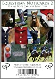 10 Equestrian Notecards (in colour) with envelopes by Charles Sainsbury-Plaice. Perfect for thank you letters, invitations for people who like horses, hunting, polo, riding. Also a great horsey gift.