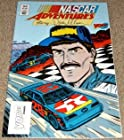 NASCAR Adventures #4 Starring Davey Allison (Volume 1)