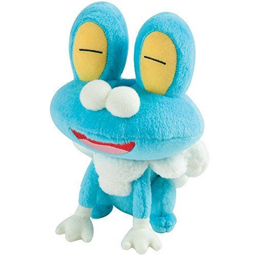 Pokémon Small Plush Froakie - 1