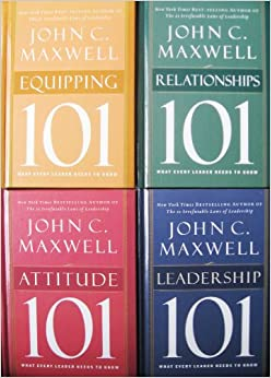 ATTITUDE is the difference maker - John C. Maxwell
