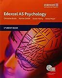 Christine Brain Edexcel AS Psychology Student Book + ActiveBook