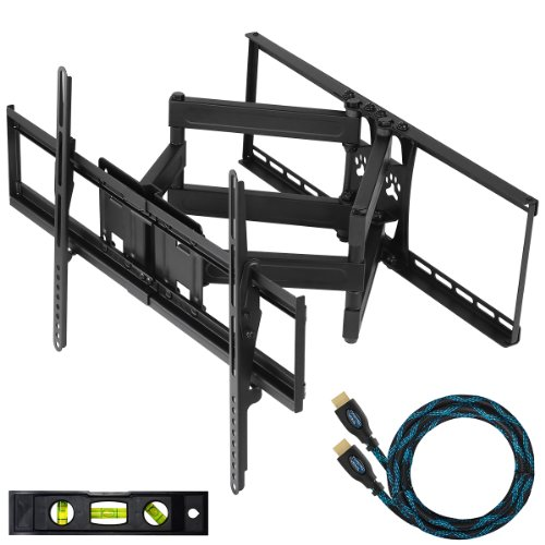 Cheetah Mounts Plasma LCD Flat Screen TV Articulating