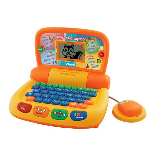vtech learning review: VTech Tote 'n Go Laptop Plus