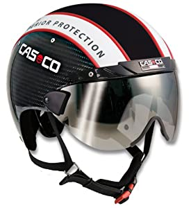 Casco Warp Carbon Fiber Cycling Helmet by casco