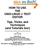 How to Use the Unix-Linux vi Text Edi...