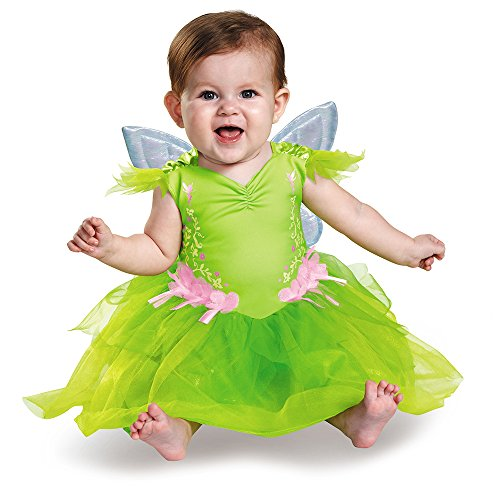 Disguise-Baby-Girls-Tinker-Bell-Deluxe-Infant-Costume
