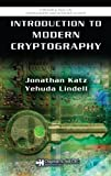Introduction to Modern Cryptography: Principles and Protocols (Chapman & Hall/CRC Cryptography and Network Security Series)