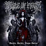 Darkly Darkly Venus Aversa by Cradle of Filth (2010) Audio CD