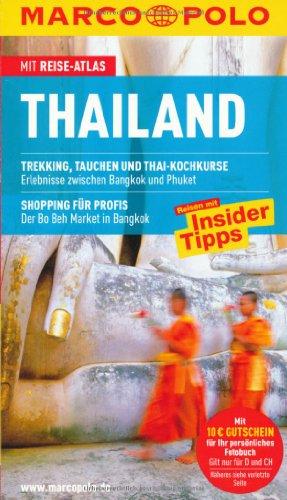 MARCO POLO Reiseführer Thailand: Reisen mit