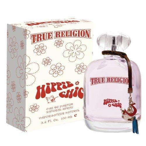 True Religion Hippie Chic Eau De Parfum Spray for Women 3 4