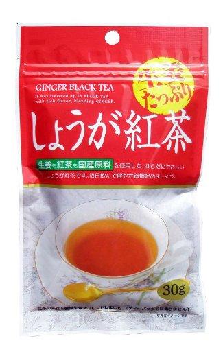 イトク しょうが紅茶 チャック袋 30g