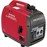 Honda Eu2000ia Companion Portable Generator. This Carb Compliant Unit Is Powerful and Super Quiet. Power Enough for Microwave, Refrigerators, Hair Dryer, Small Ac Units, and Much More