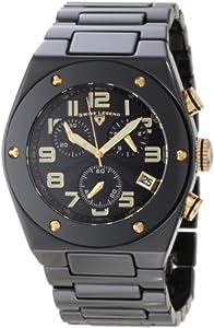 Swiss Legend Reloj Cronógrafo Throttle Negro