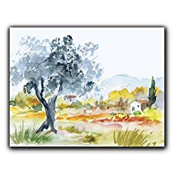 French Countryside - Gift Enclosure Cards (set of 12)