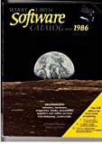 Whole Earth Software Catalog 1986 (0385233019) by Stewart Brand