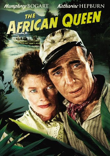 African Queen [DVD] [1952] [Region 1] [US Import] [NTSC]