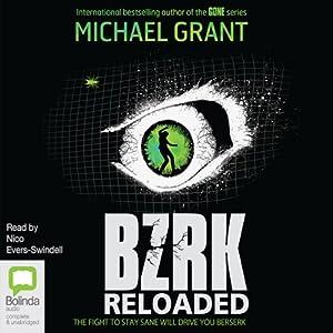 BZRK Reloaded Audiobook