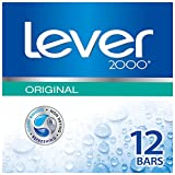 Lever 2000 Bar Soap Original 24 Count (Packaging may Vary)